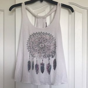 Tops - Dream catcher tank top